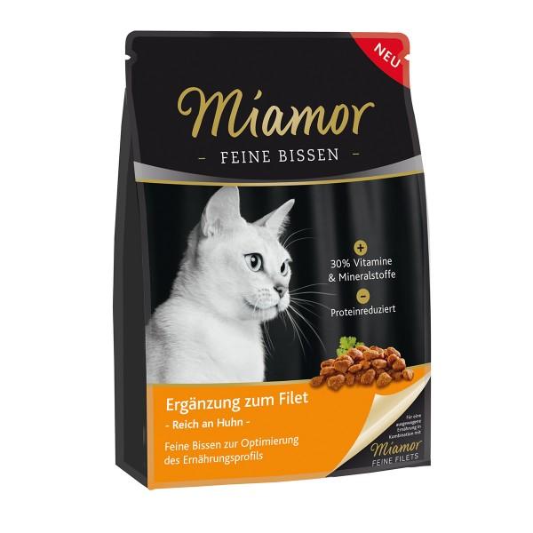 Miamor Katzenfutter Feine Bissen Huhn3x1,5kg