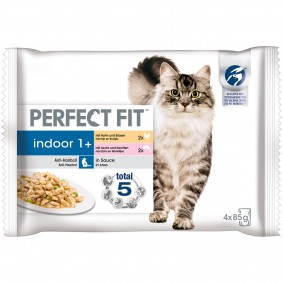 Perfect Fit Adult 1+ Indoor mit Huhn