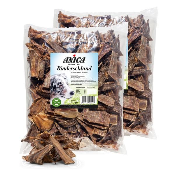 Anica Hundesnack Rinderschlund 5 kg