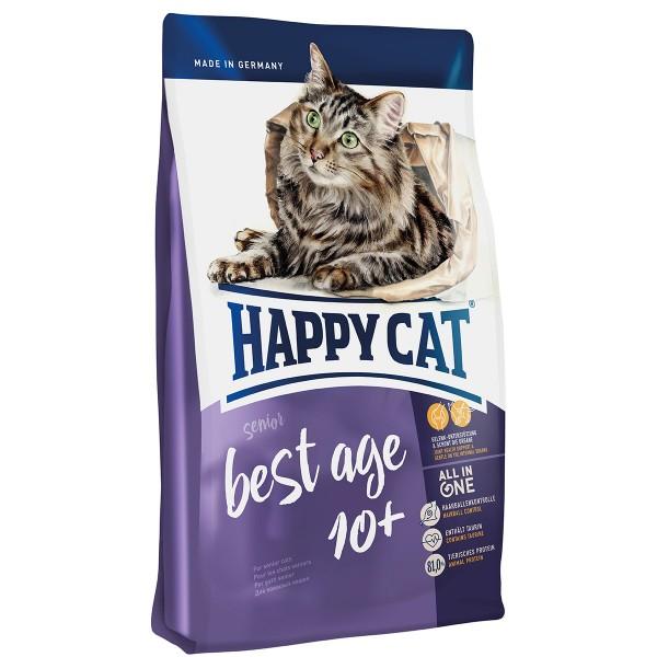 Happy Cat Supreme Best Age 10+, 3x4kg