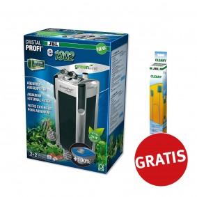 JBL Cristal Profi greenline e1902 + Cleany Schlauchreinigungsbürste gratis