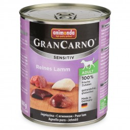 Animonda Nassfutter Grancarno Sensitiv Reines Lamm