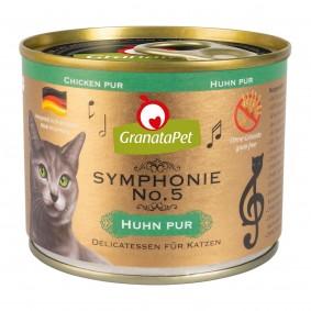 GranataPet Symphonie No. 5 čisté kuřecí maso, 6 x 200 g