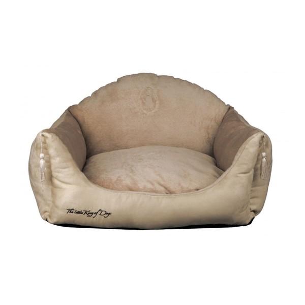 Trixie Hundekönig Bett beige