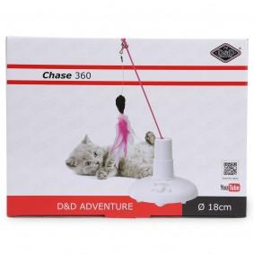 D&D Katzenspielzeug Chase 360