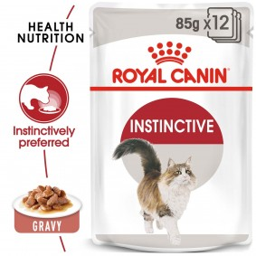 Royal Canin Instinctive in Sosse 48x85g