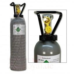 CO2 Flasche - Mehrweg-Vorratsflasche mit 2kg Füllung