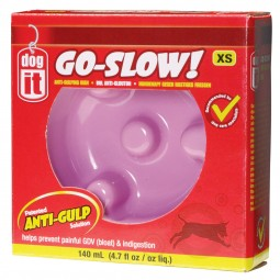 DogIt Go-Slow - Anti Schling Napf 140ml