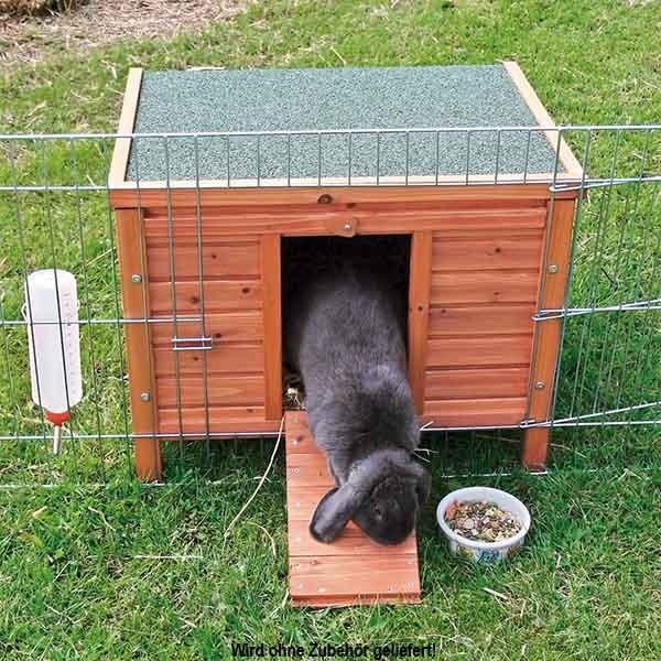 Trixie Kleintierhaus Natura für Kaninchen 42x43x51cm