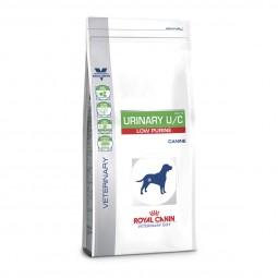 Royal Canin Vet Diet Urinary U/C Low Purine VVC 18