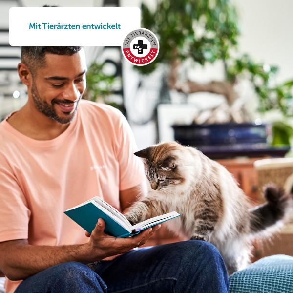 ZooRoyal Delikate Stückchen Mixpaket Huhn & Ente 12x400g