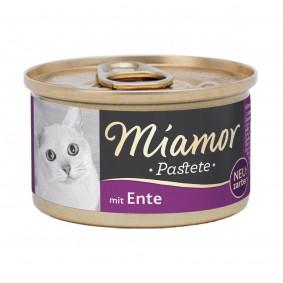 Miamor Pastete mit Ente