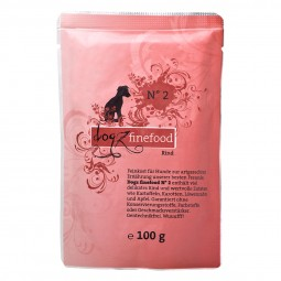 Dogz Finefood No. 2 Rind