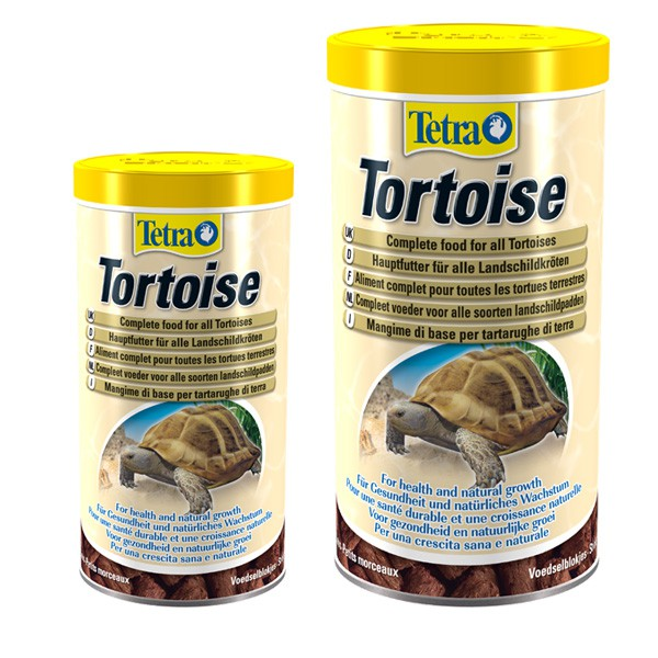 Tetra Tortoise Schildkrötenfutter