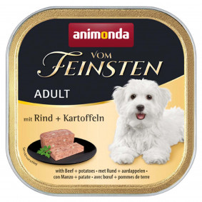 Animonda Vom Feinsten Adult mit Rind und Kartoffeln