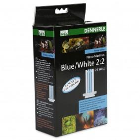 Dennerle Nano Marinus Blue/White 2:2