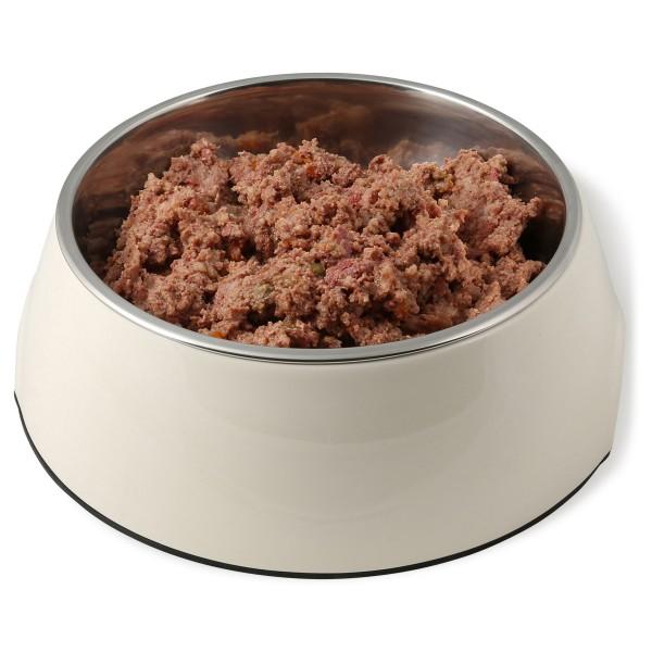 Landfleisch Hunde-Nassfutter Dog Pur Pansen & Reis