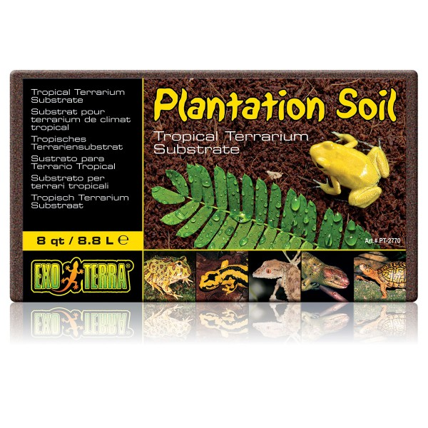 Exo Terra Plantation Soil 8,8 L