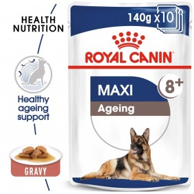 ROYAL CANIN MAXI Ageing 8+ Nassfutter für ältere große Hunde