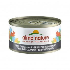 Almo Nature Cat Megapack Thunfisch mit Calamaris