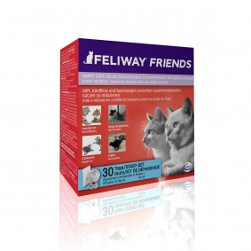 Feliway®­­- Friends Start-Set difuzér, 48 ml
