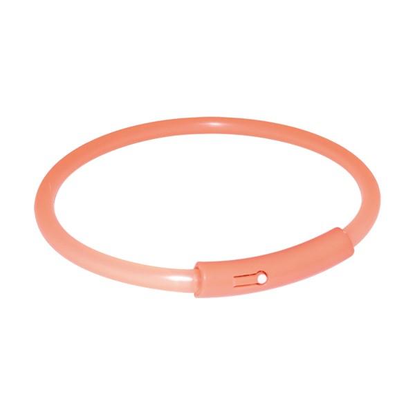 Trixie Leuchtendes Hundehalsband Light Band M