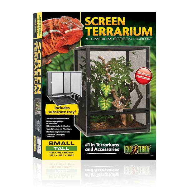 Exo Terra Aluminium Gaze Terrarium