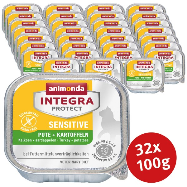 Animonda Katzenfutter Integra Protect Sensitive...