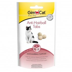 GimCat Anti-Hairball Tabs 40 g
