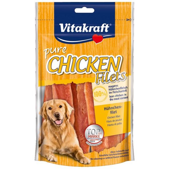 Vitakraft Hundesnack pure Chicken Hühnchenfilet 80g