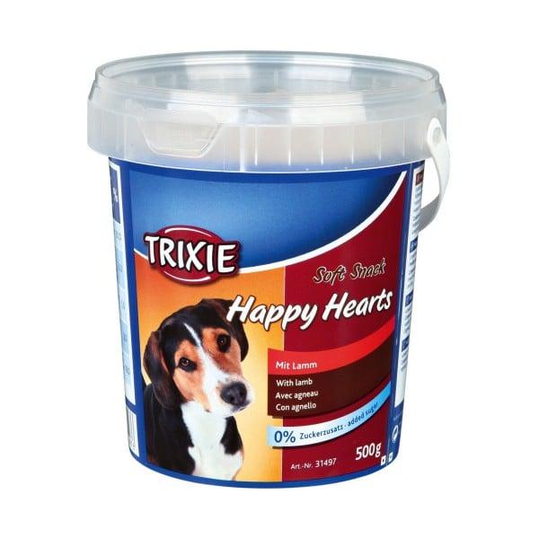 Trixie Hundesnack Soft Happy Hearts 500g