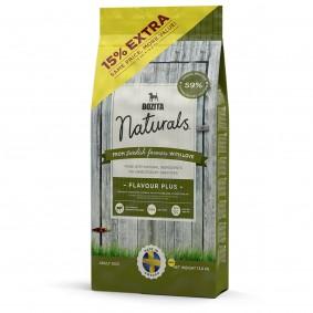 Bozita Nautrals OVERFILL Flavour Plus 13,8kg