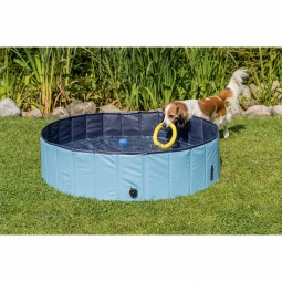 Trixie Hundepool hellblau