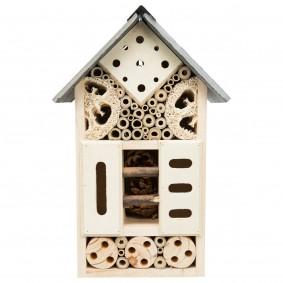 Trixie Insektenhotel Holz/Schiefer 29 cm