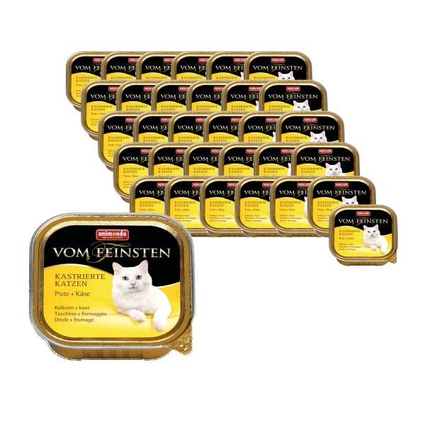 Animonda Katzenfutter Vom Feinsten für kastrierte Katzen 64x100g