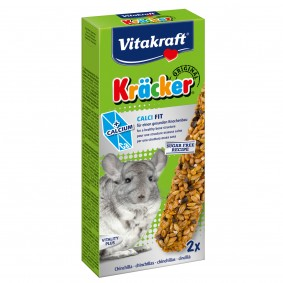 Vitakraft Chinchilla Kräcker Calci Fit