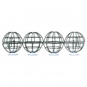 Trixie Meisenknödelhalter für Fensterscheibe ø 7 × 29 cm
