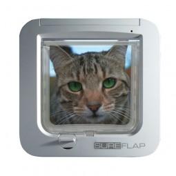 SureFlap - Mikrochipgesteuerte Katzenklappe, Katzenklappe mit Chip