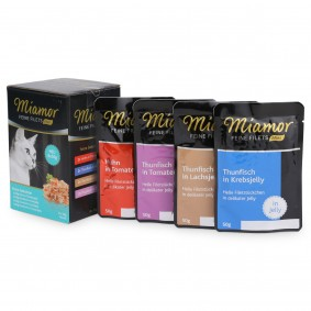 Miamor Feine Filets Mini Multibox Feine Selection 8x50g