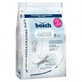 Bosch Junior Young & Active Hundefutter