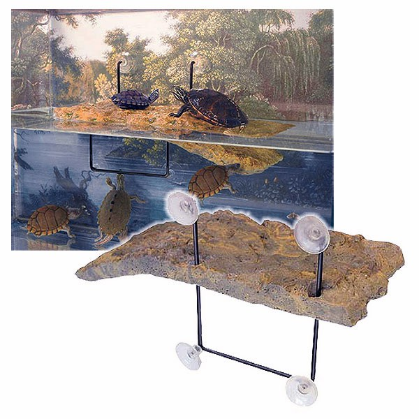 zoo med turtle dock schildkr ten insel f r aquarium. Black Bedroom Furniture Sets. Home Design Ideas