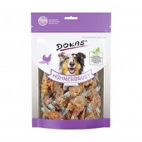 Dokas Hundesnack Hühnerbrust mit Fisch