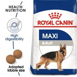 ROYAL CANIN MAXI Adult Trockenfutter für große Hunde