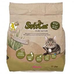 Soft Cat Katzenstreu Natural & Light