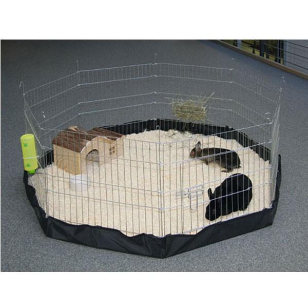 kerbl nylonboden f r freigehege mit 8 gittern kaufen bei zooroyal. Black Bedroom Furniture Sets. Home Design Ideas