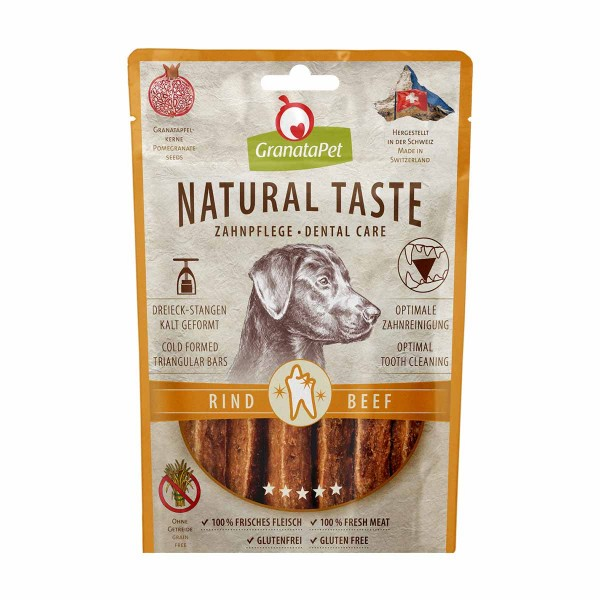 GranataPet Natural Taste Dental Care Rind