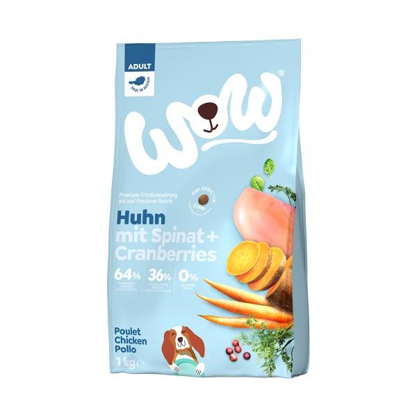 WOW Minis Adult Huhn 1kg