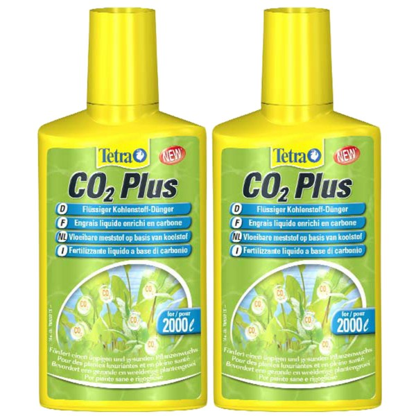 Tetra Kohlenstoffdünger CO2 Plus 2x250ml