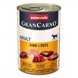 Animonda GranCarno Adult Rind und Pute