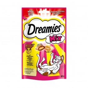 Dreamies Katzensnack Mix mit Käse & Rind